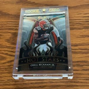 Odell Beckham jr select panini 2021